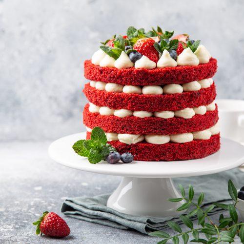Bestel een verse taart