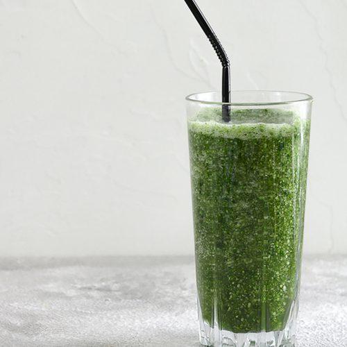 De goede ervaring achter het drinken van een Green Juice